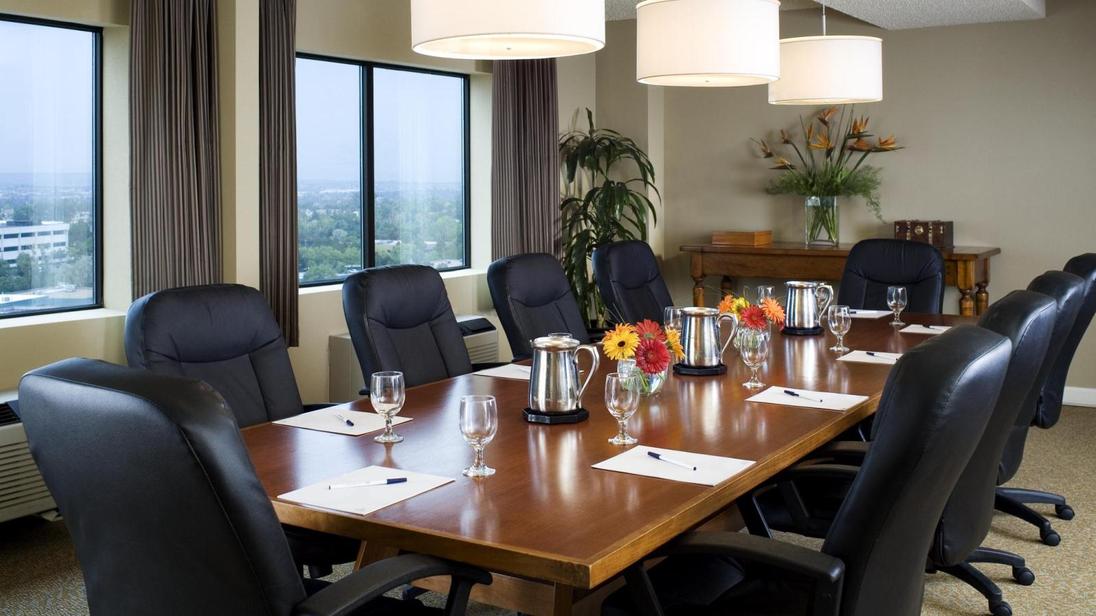 Denver Tech Center Meeting Space - Boardroom